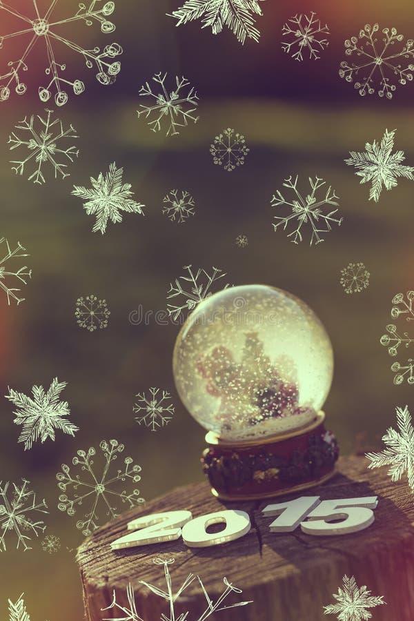 地球例证查出的雪向量白色 免版税图库摄影