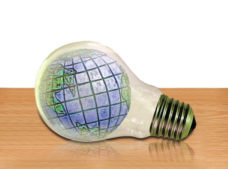 地球温室温室气体气候变化全球性变暖概念 库存照片