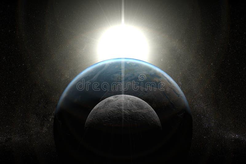 地球 免版税库存照片