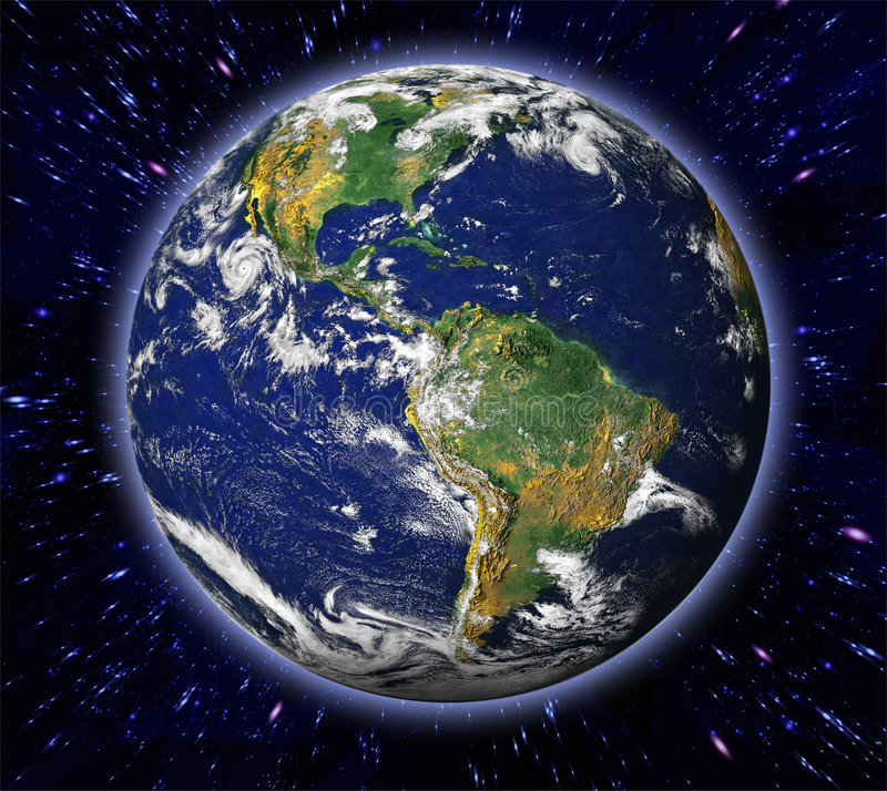 地球 库存例证