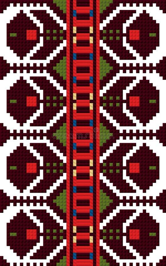 地道保加利亚装饰品06 库存图片