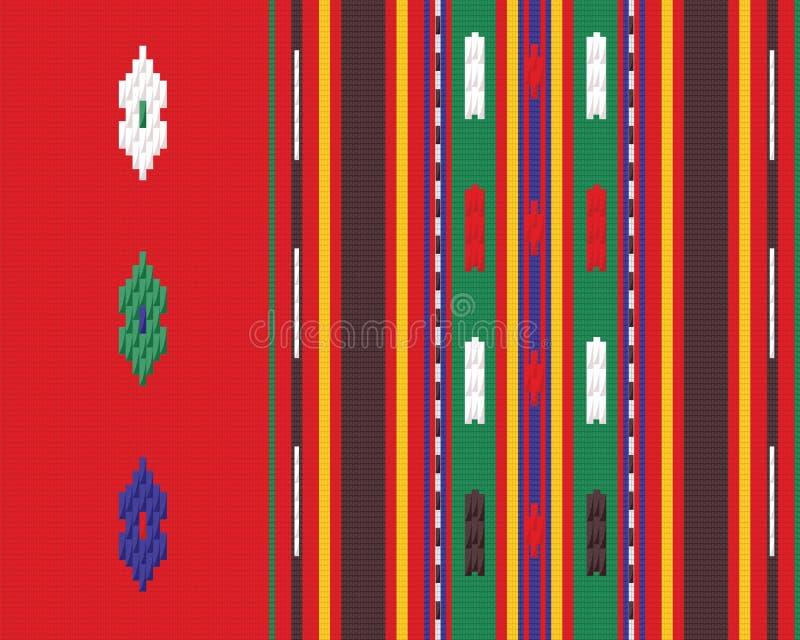 地道保加利亚装饰品13 免版税库存图片