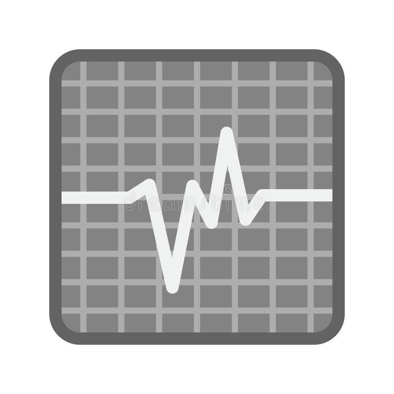 地震读书 库存图片