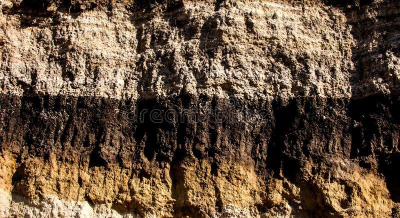 地质裁减 库存照片