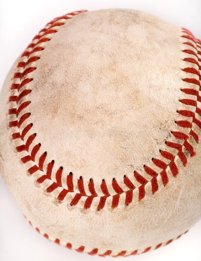 坏的棒球 库存照片