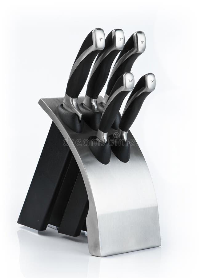 块刀子knifes 库存图片