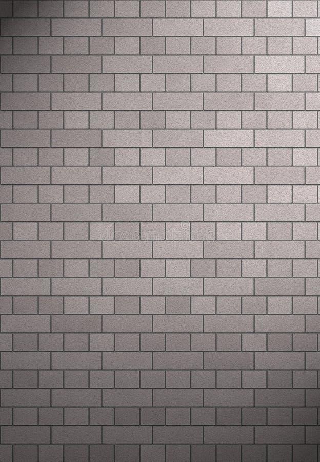 块炭渣墙壁 库存照片