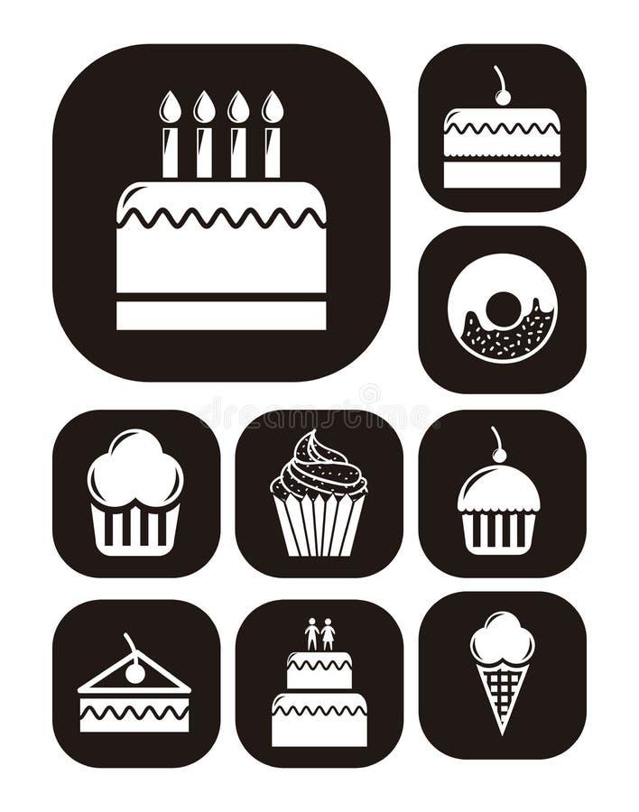 Download 结块象 向量例证. 插画 包括有 喜悦, 烹调, 面团, 蜡烛, 多福饼, 奶油, 自创, 生日, 膳食 - 30333809