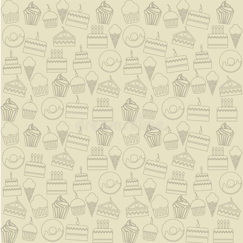 Download 结块象 向量例证. 插画 包括有 膳食, 线路, 蜡烛, 蛋糕, 背包, 食谱, 奶油, 有阳台, 设计 - 30333872