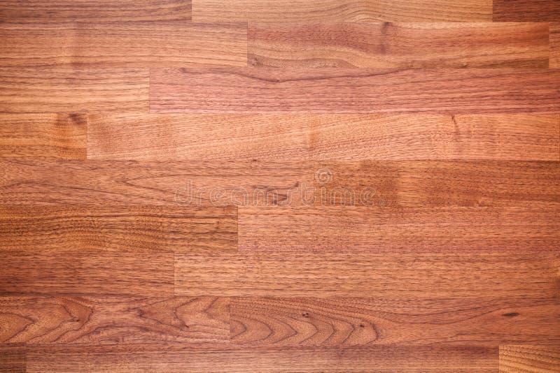 坚果木头纹理 库存图片