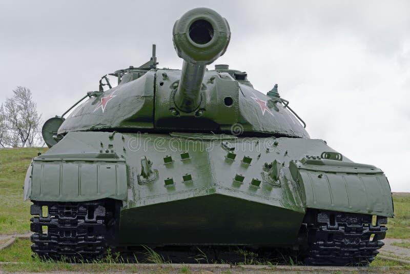 坦克IS-3 免版税库存图片