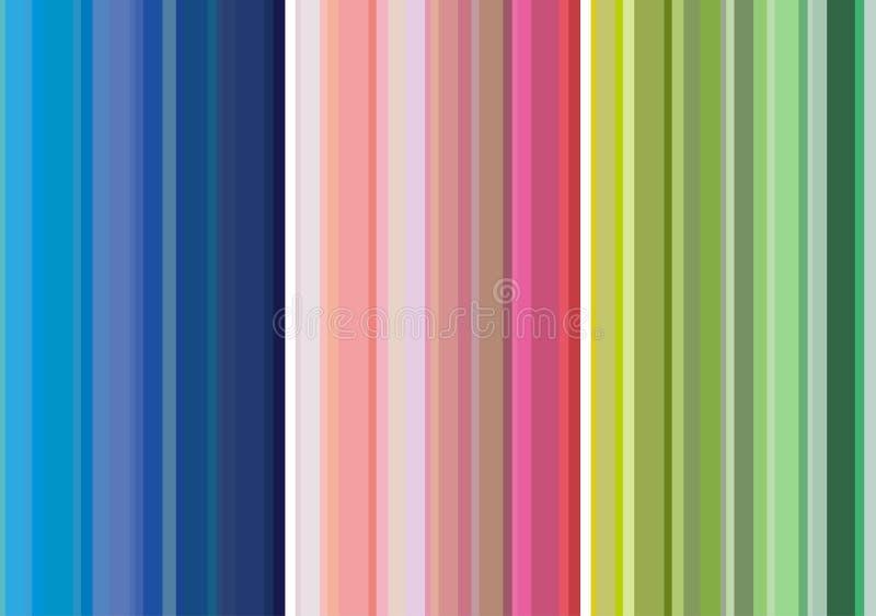 垂直的多彩多姿的数据条背景 库存照片