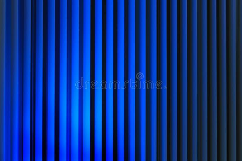 垂直的蓝线抽象背景 库存照片