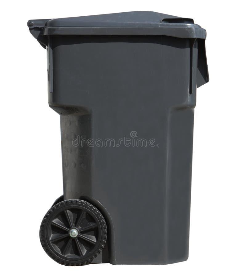 垃圾容器 库存照片