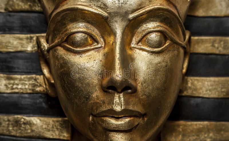 埃及人工制品 免版税库存照片