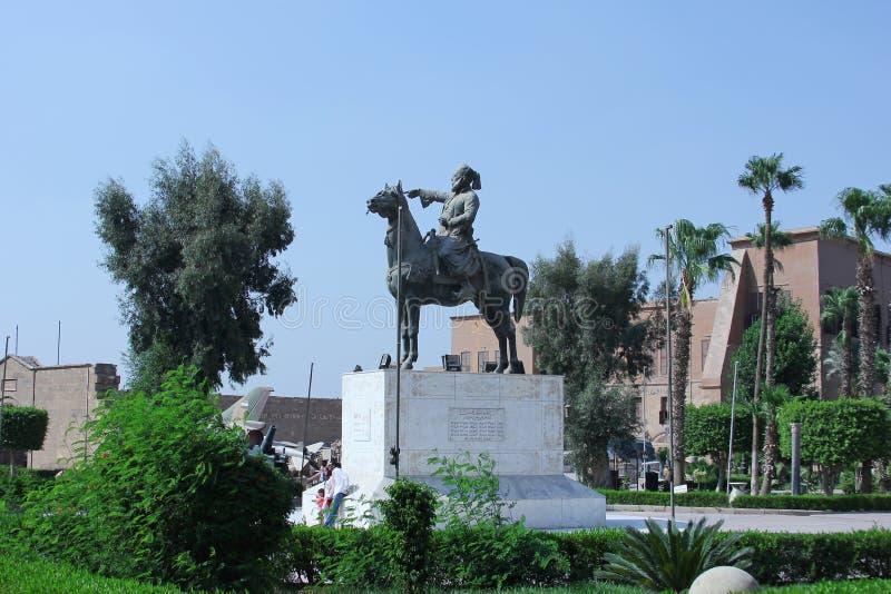 埃及军事博物馆 免版税库存图片