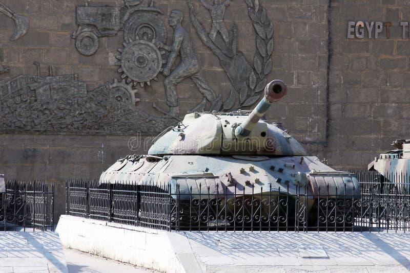 埃及军事博物馆 免版税库存照片