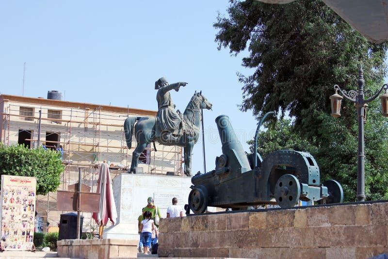 埃及军事博物馆 免版税图库摄影
