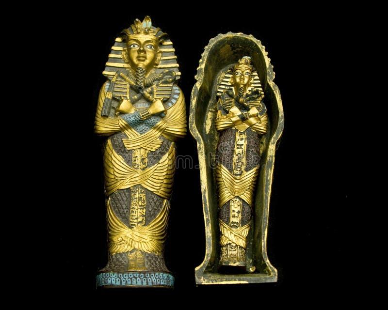 埃及妈咪 免版税库存图片