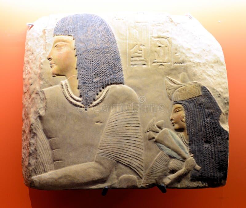 埃及文化 免版税库存照片