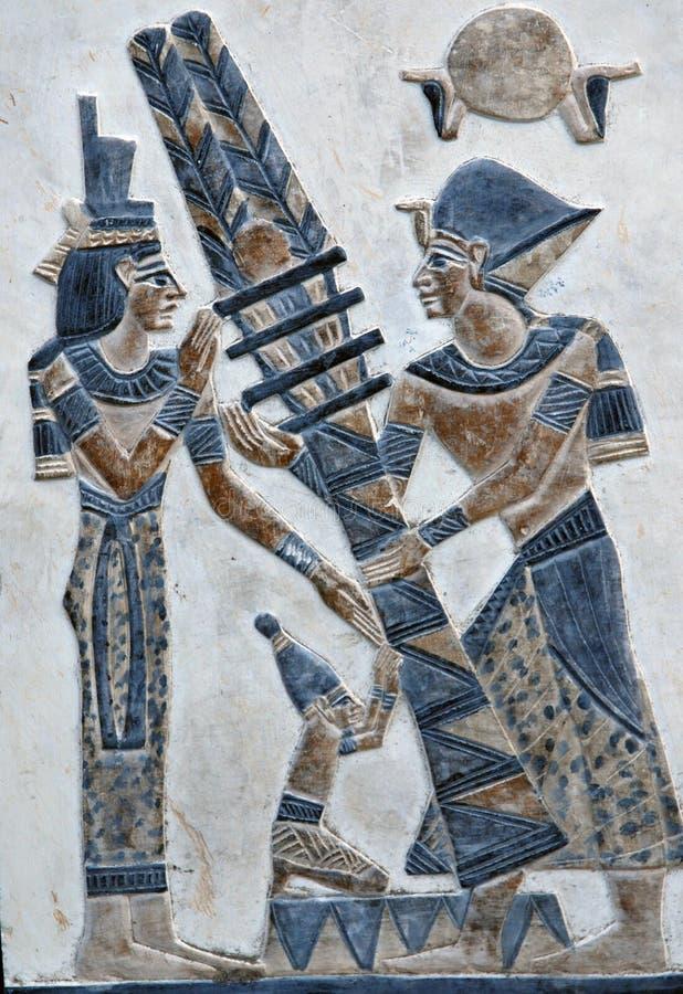 埃及照片 免版税库存图片