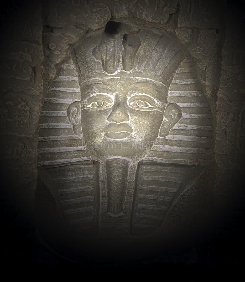 埃及眼睛 免版税库存照片
