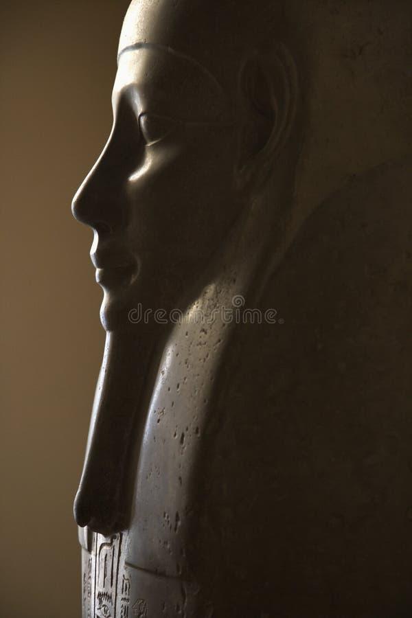 埃及石棺梵蒂冈 免版税库存图片