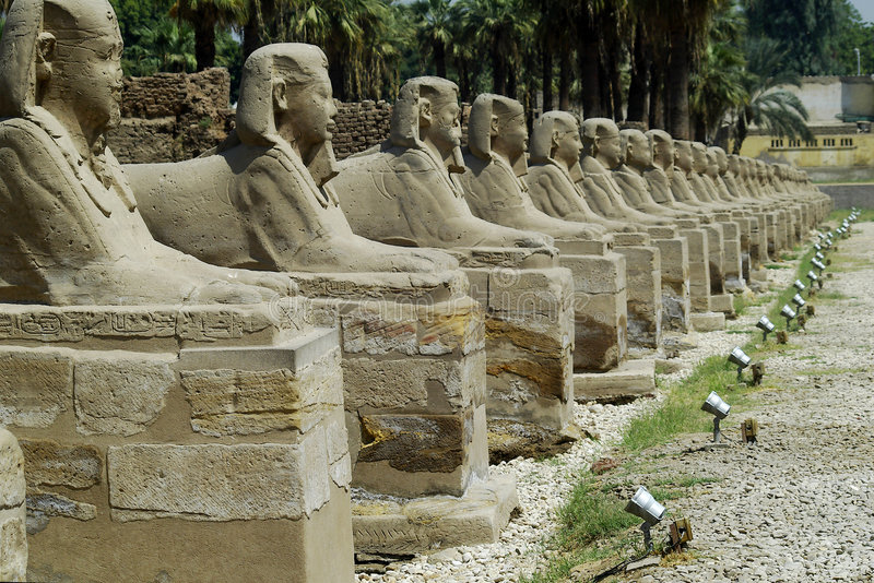 埃及 免版税库存图片