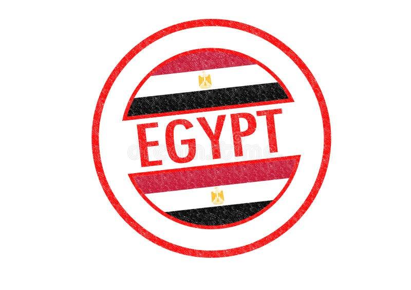 埃及 向量例证