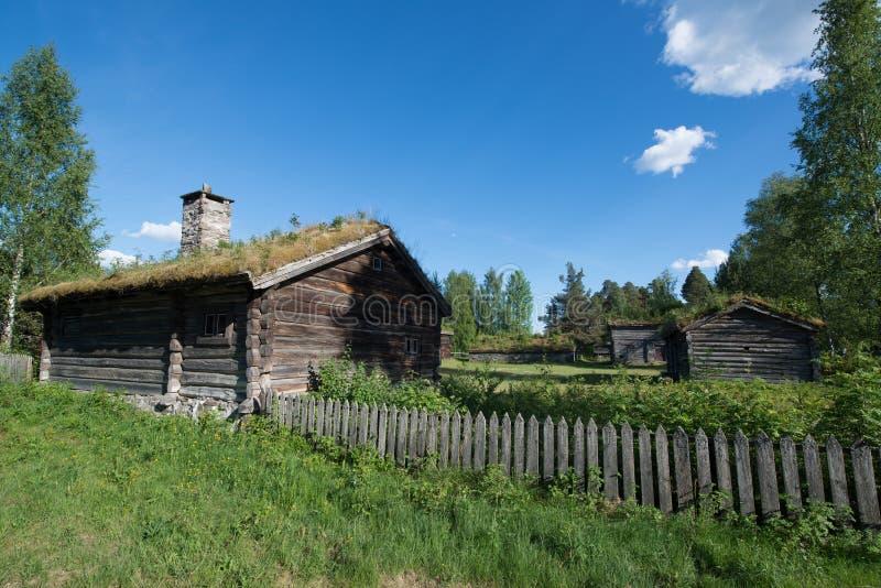 埃尔沃吕姆,挪威 库存图片