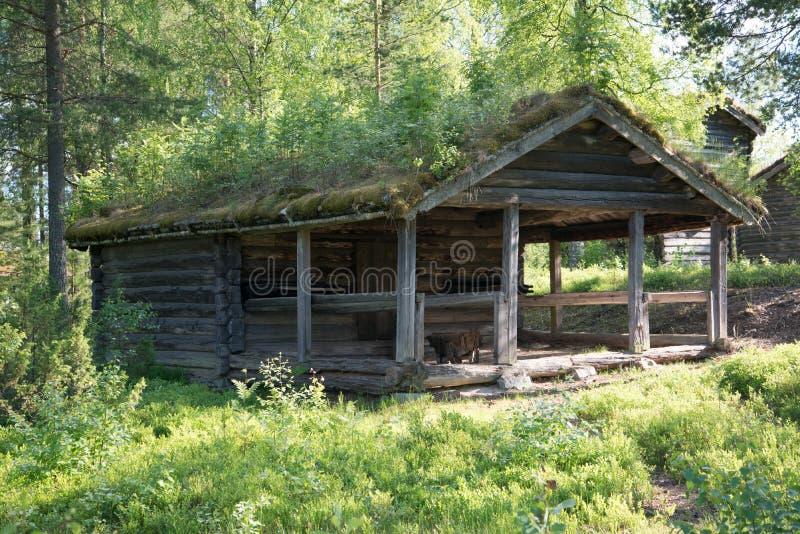 埃尔沃吕姆,挪威 免版税库存图片