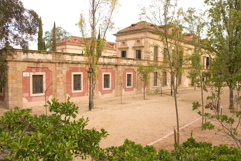 城堡公园 库存图片