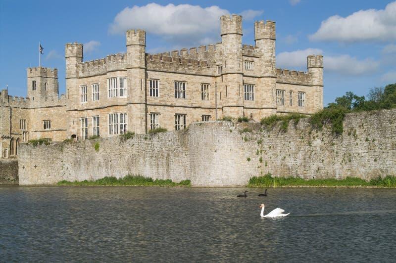 城堡利兹 免版税库存图片