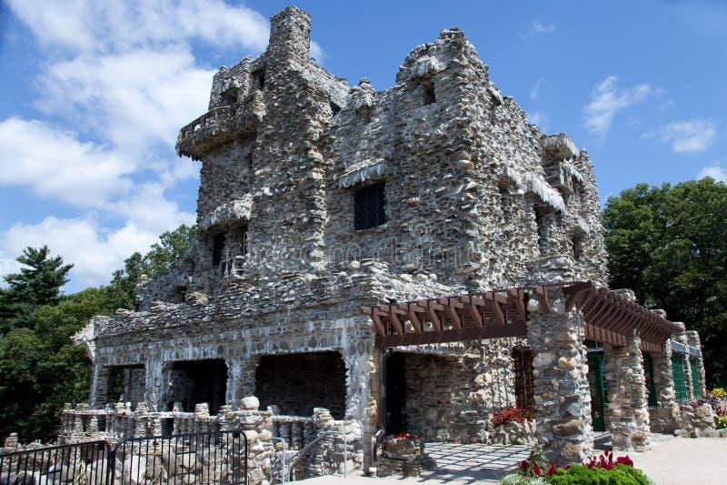 城堡吉勒特 免版税库存图片