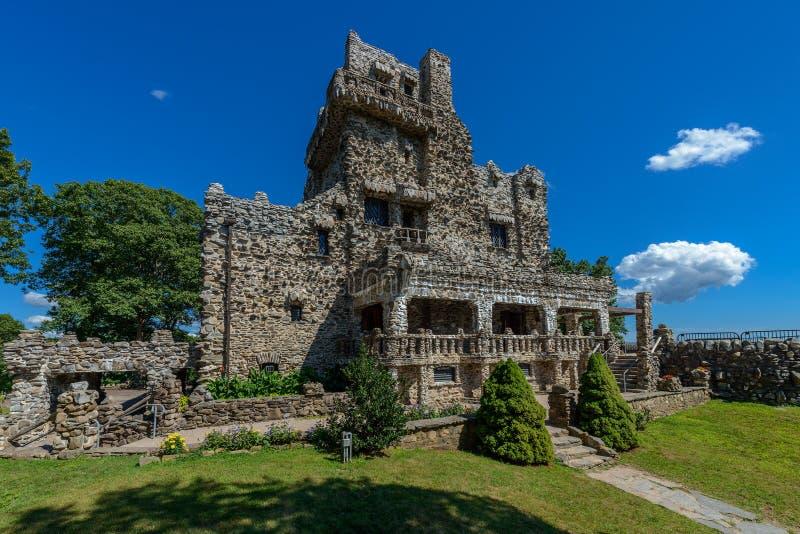 城堡吉勒特 库存图片