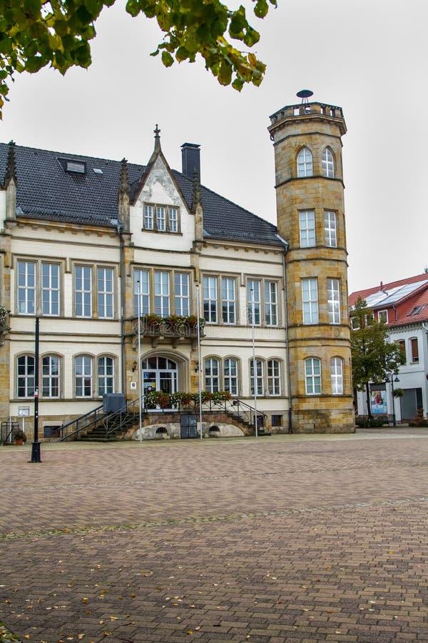 城堡德国 库存图片