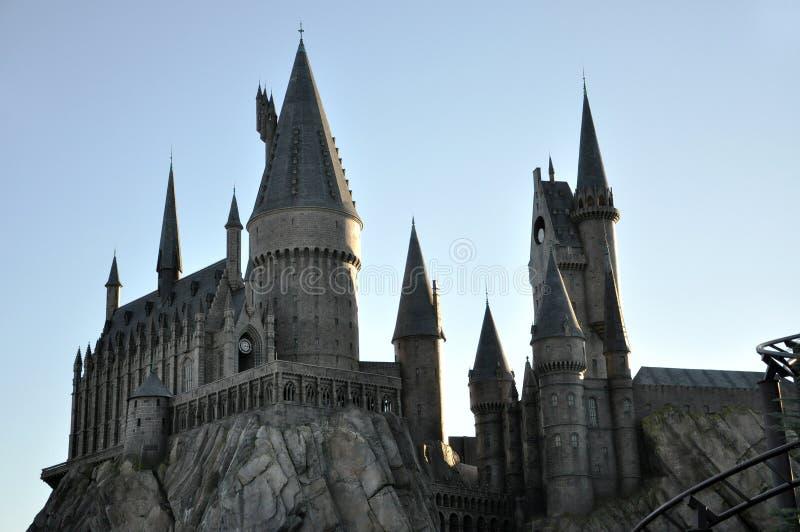 城堡掠夺奥兰多陶瓷工普遍性 免版税图库摄影