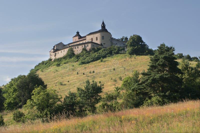 城堡斯洛伐克 库存照片