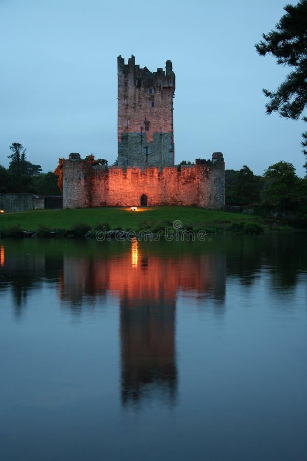 城堡爱尔兰语 免版税库存图片