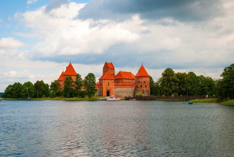 Download 城堡立陶宛trakai 库存图片. 图片 包括有 立陶宛语, 地标, 欧洲, 不列塔尼的, 小船, 哥特式 - 62533723