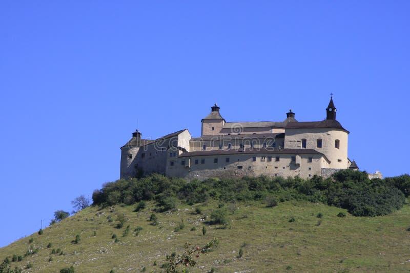 城堡老horka krasna 免版税库存图片