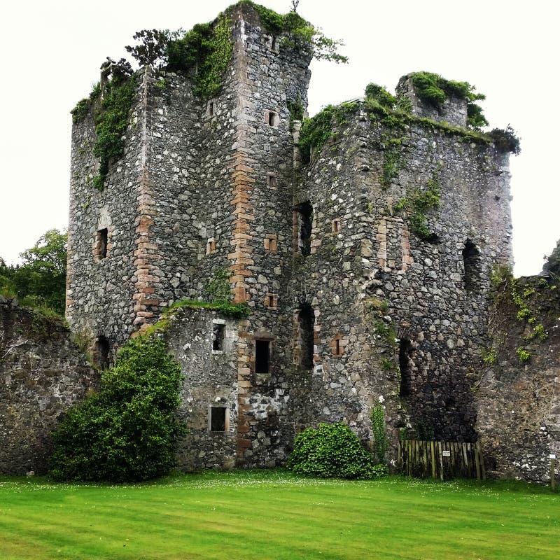 城堡肯尼迪 库存图片