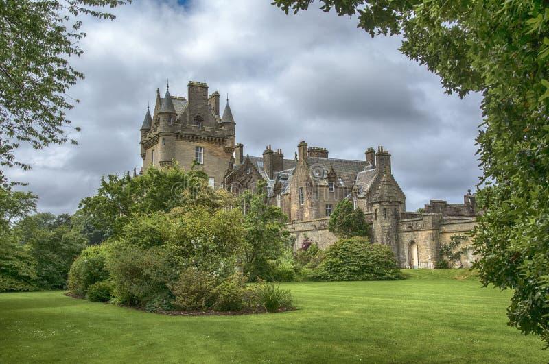 城堡肯尼迪 库存照片