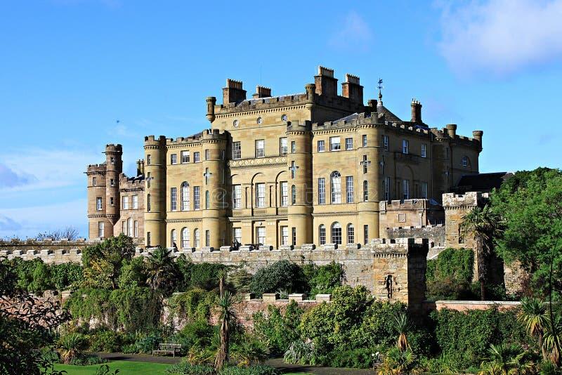 城堡苏格兰 图库摄影