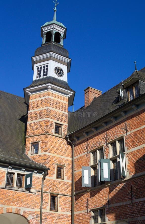 城堡赖因贝克- I -霍尔斯坦-德国 库存照片