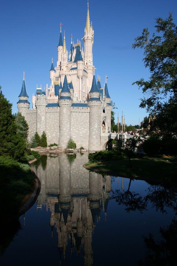 城堡迪斯尼王国魔术walt 免版税图库摄影