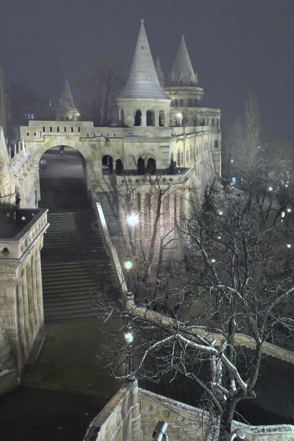 城堡魔术 库存图片