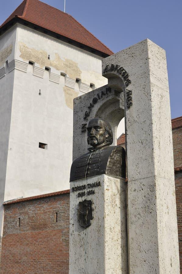 城堡 免版税图库摄影