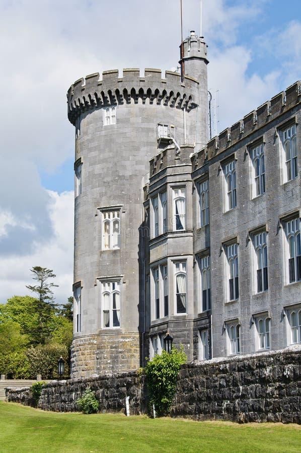 城堡clare县dromoland旅馆爱尔兰 免版税图库摄影