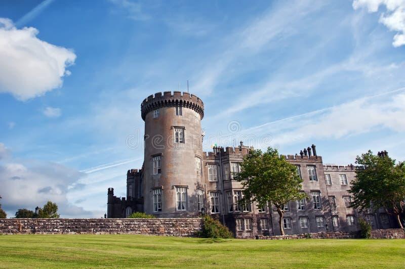 城堡clare县dromoland爱尔兰 免版税库存图片